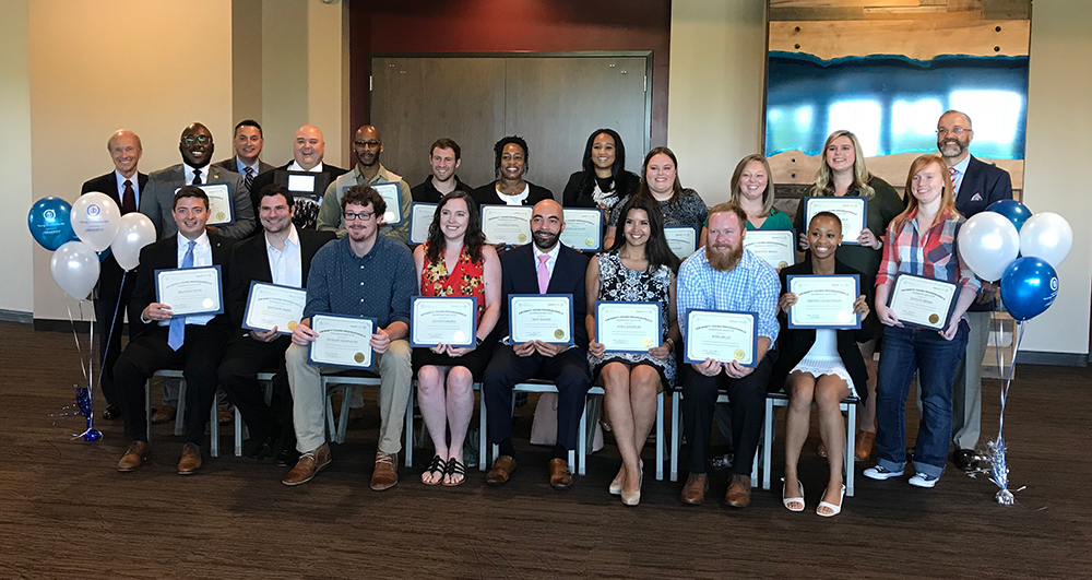 Leadership Institute Graduation – Spring 2018