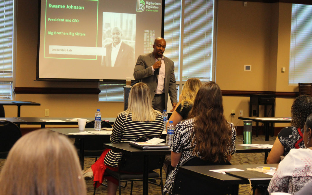 Leadership Lab featuring Kwame Johnson