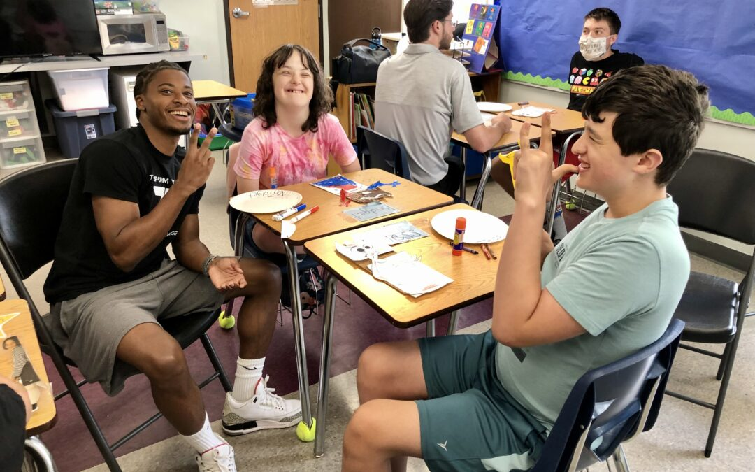 GYP Impact with Special Needs Schools of Gwinnett